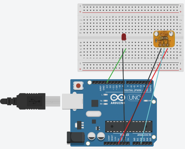 Making an LED Sensor Light with Arduino – CodeMahal
