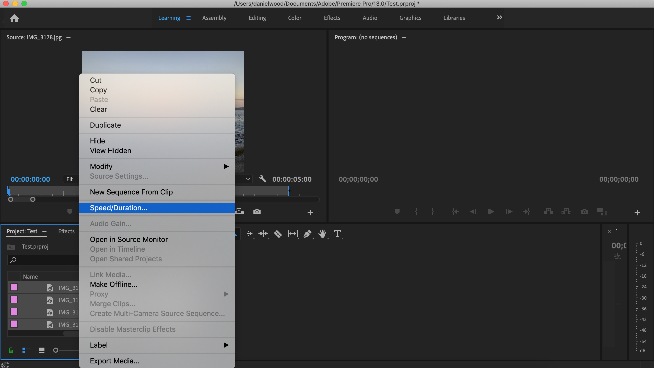 How to create a stop-motion video in Premiere Pro – CodeMahal